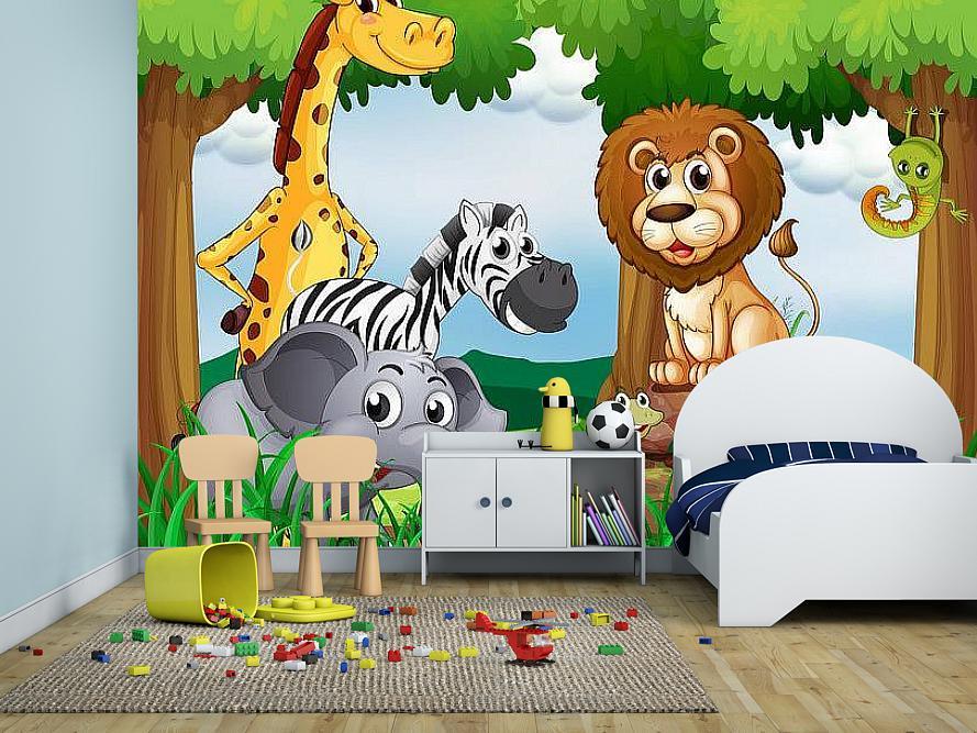 Fototapeta do pokoju dzieciecego